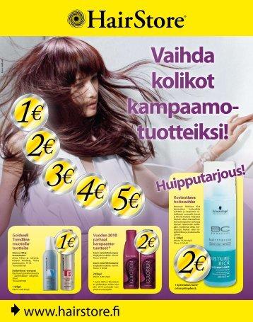 HairStore: Tabloid