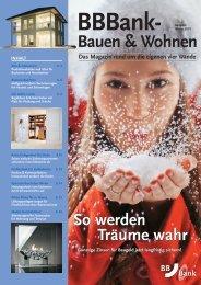 Bauen & Wohnen - BBBank eG