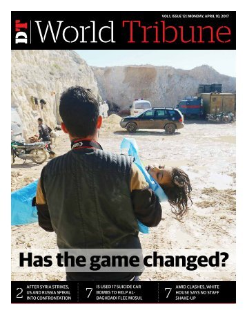 10 April 2017 World supplement