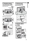 Sony KDL-46X2000 - KDL-46X2000 Istruzioni per l'uso Slovacco - Page 5