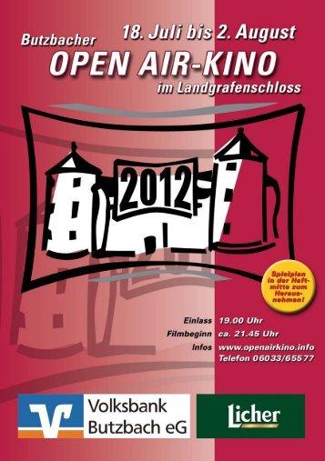 OAK 2012 PH_Seite01.eps - Butzbach: Capitol Kino