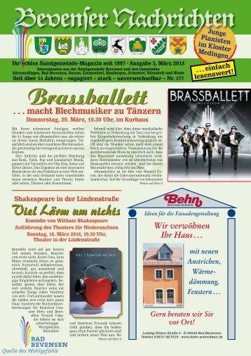 März 2012 - Bevenser Nachrichten Siebenstern-Druckerei ...