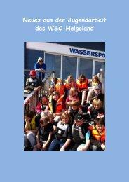 Neues aus der Jugendarbeit des WSC-Helgoland