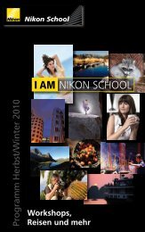 NIKON SCHOOL I AM - Nikon Deutschland