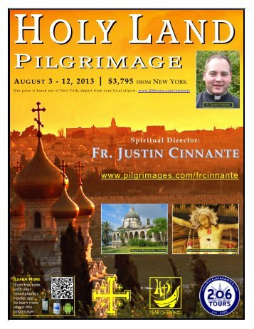 FR. JUSTIN CINNANTE - 206 Tours