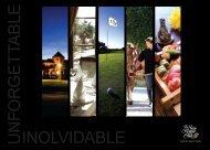U NFO R G E T TA BLE INOLVIDABLE - The San Roque Club