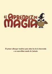 dossier informativo - El Aprendiz de Magia