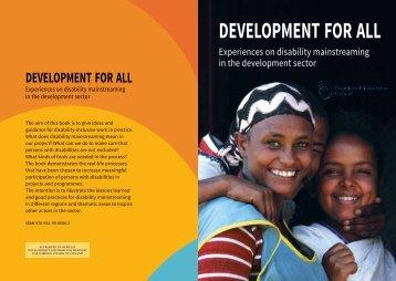Development for All