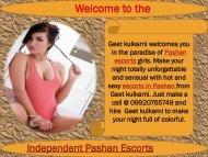 Pashan escorts - Geet Kulkarni