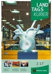 Landtagskurier, Ausgabe 2/2017
