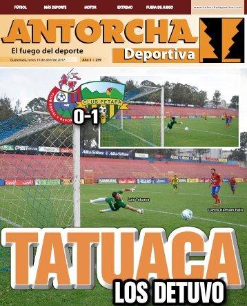Antorcha Deportiva 259
