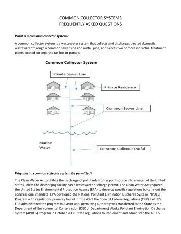 COMMON COLLECTOR SYSTEMS FREQUENTLY ASKED QUESTIONS
