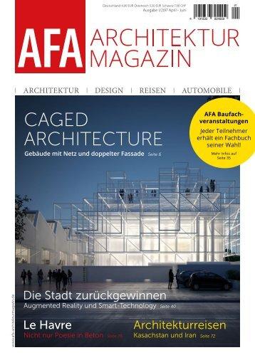 AFA Magazin 01/2017 Teaser