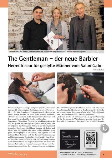ZB 04-17 der neue Barbier