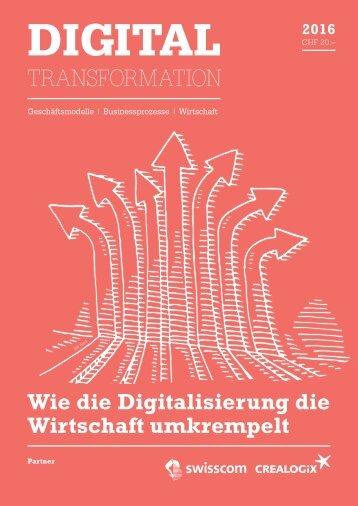 Digital Transformation 2016