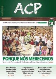Informativo ACP - DEZ 2016