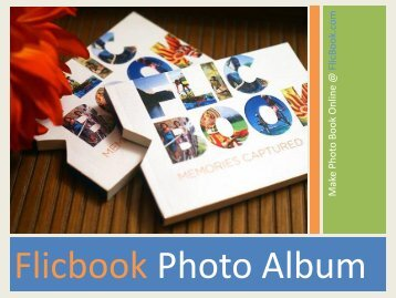 Make Photo Book Online