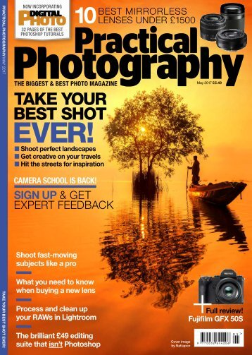 Practical Photography - May issue