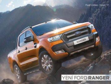 Nisan Yeni Ranger Fiyat Listesi