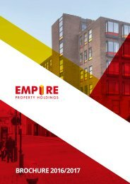 Empire Property Holdings Investment Brochure