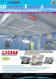 The Operating Theatre Journal Digital Edition April 2017