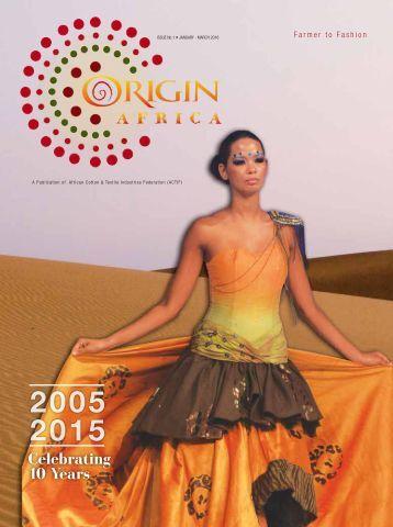 Origin Africa Magazine