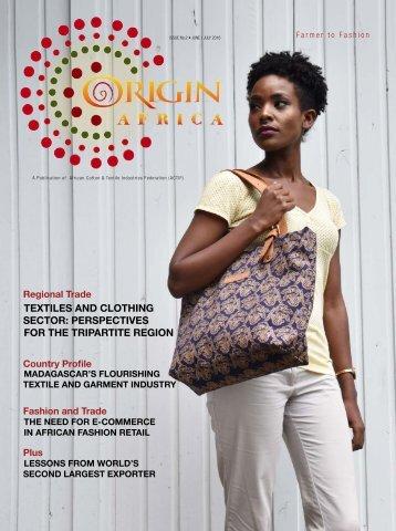 Origin Africa Magazine 2nd Edition