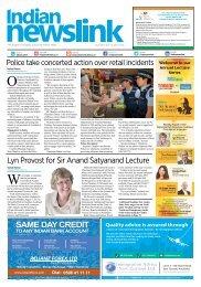Indian Newslink April 15, 2017 Digital Edition