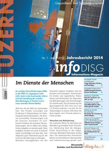 InfoDISG 01/2015