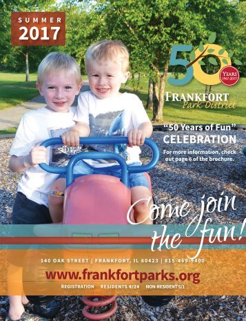 FPD Summer 2017 Brochure
