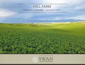 Hill Farm Offering Brochure