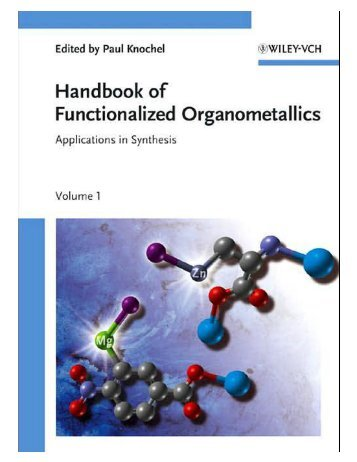 Handbook of Functionalized Organometallics Applications in S