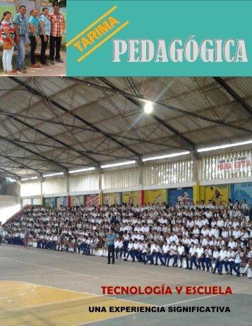 TARIMA PEDAGÓGICA REVISTA