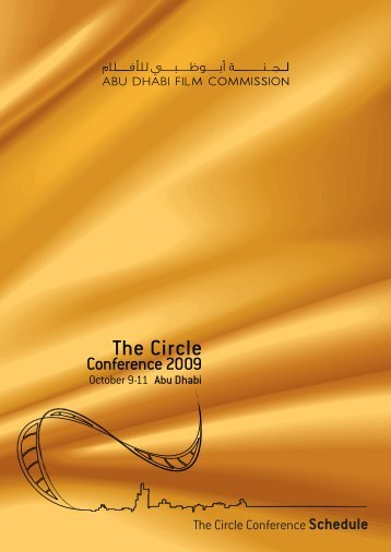 The Circle Conference Schedule