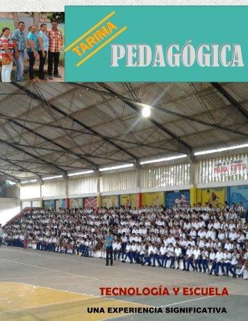 TARIMA PEDAGÓGICA REVISTA V2