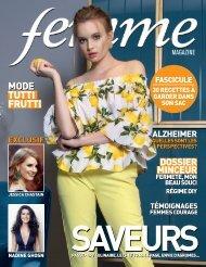 Le Passeport Culinaire-Femme magazine