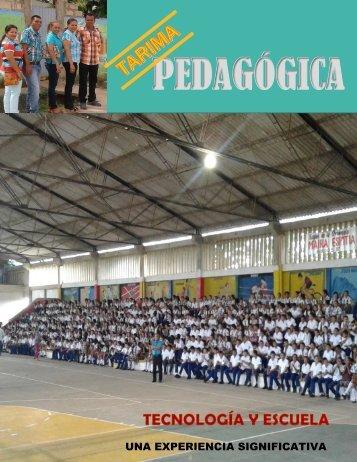 TARIMA PEDAGÓGICA REVISTA V4