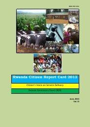 Citizen Report Card_2013