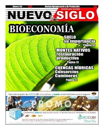 Revista Agropecuaria Nuevo Siglo Número 154 - ABRIL 2017