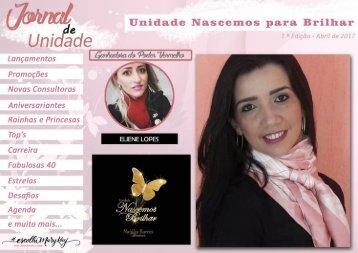 JORNAL DE UNIDADE - NASCEMOS PARA BRILHAR 042017
