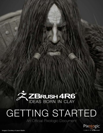 ZBrush4R6_Getting_Started_Guide