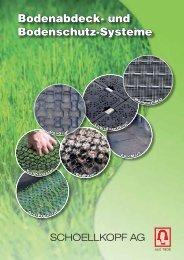 Bodenabdeck- und Bodenschutz-Systeme