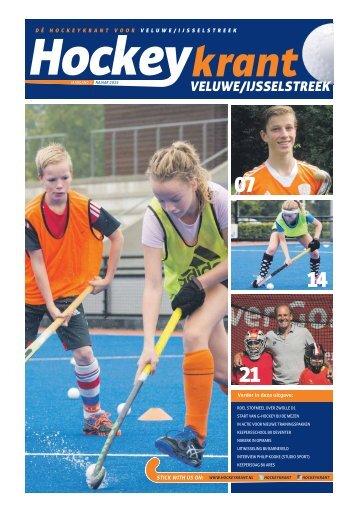 Hockeykrant Veluwe IJsselstreek najaar 2015