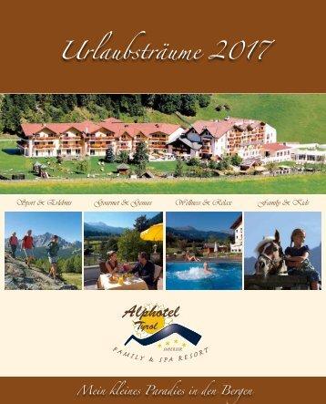 Sommerpreisliste 2017