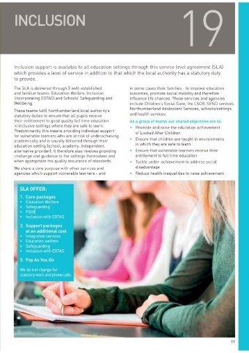 Northumberland-Services-to-Schools-2017-18 Virtual Schools