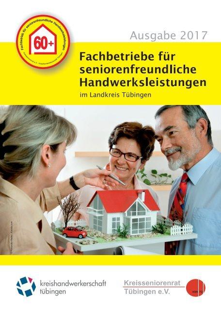 60+ Fachbetriebe des Handwerks im Landkreis Tübingen