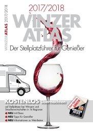 Blick ins Buch: Winzeratlas 2017/2018