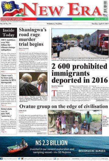New Era Newspaper Vol22No173