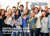 TeamErfolge Broschüre 2016
