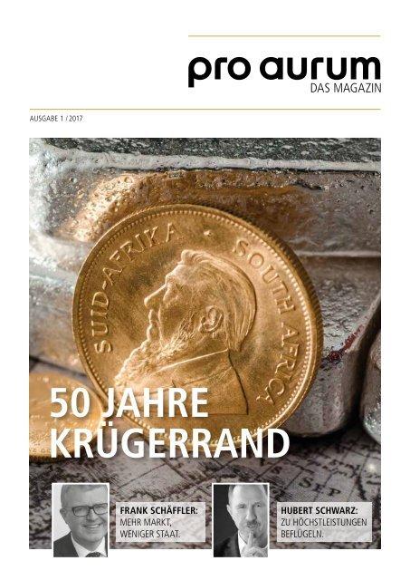 pro aurum Magazin - 1/2017